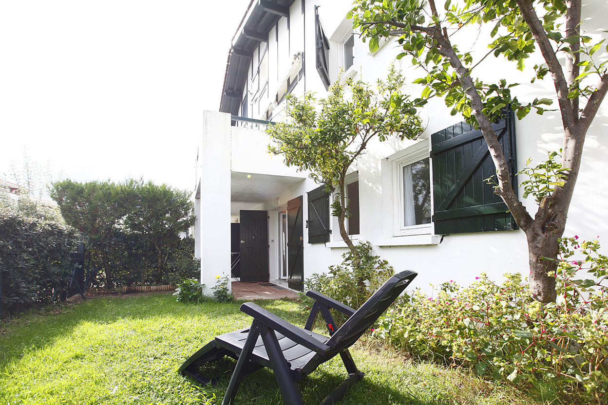 Vente d' appartement de type T3 dans résidence prisée avec jardin p...