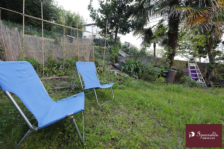 À Pausu, á côté d´Hendaye (64), appartement avec terrasse 3 pièces à acheter