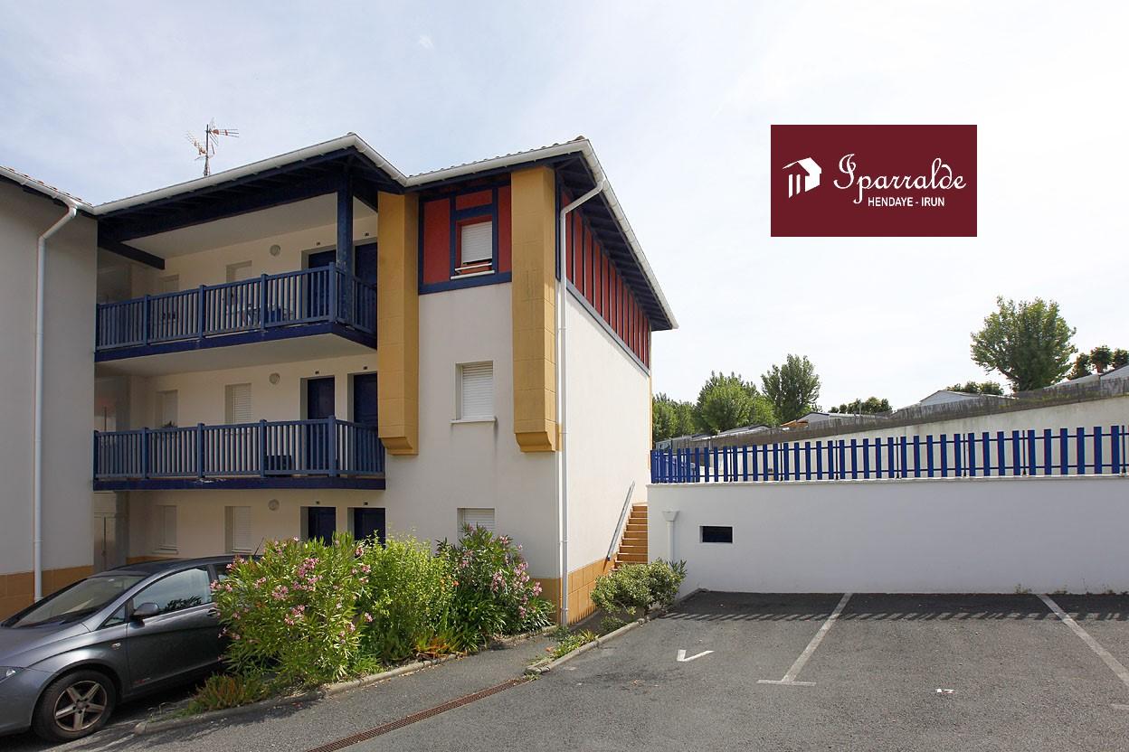 3 pièces 50 m² À Hendaye (64), appartement T3 orienté Sud avec Te...