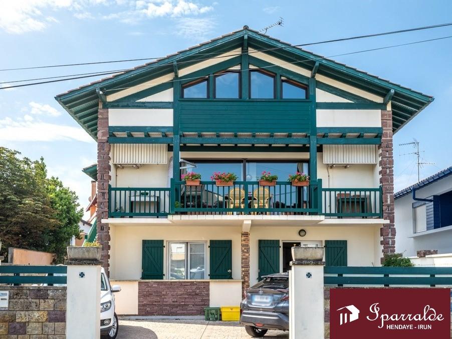Maison Individuelle en plein coeur du centre Plage de Hendaye(64)