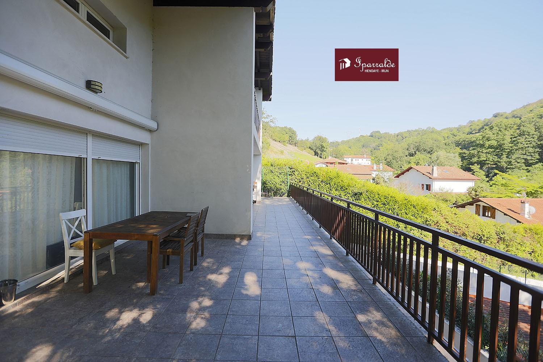 Belle maison contemporaine à acheter à Biriatou (64), au cœur du Pays Basque et à proximité des Plages