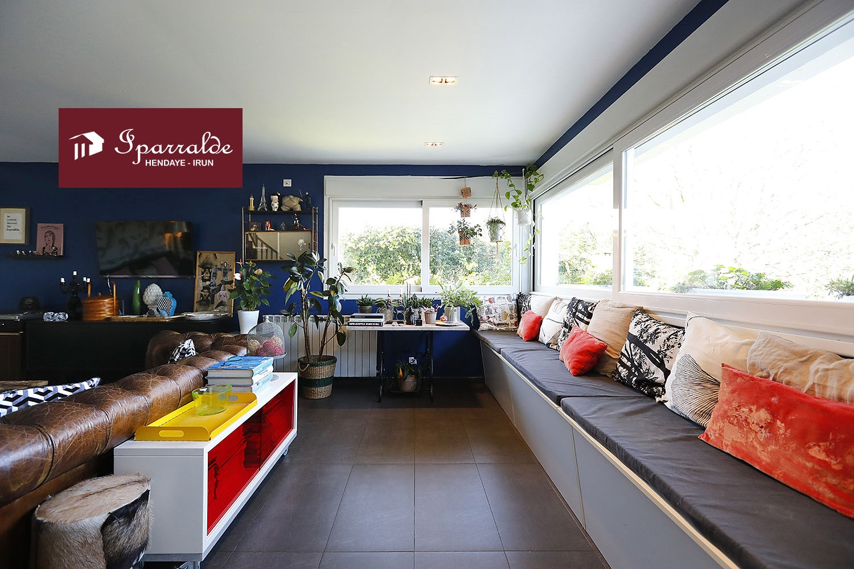 Superbe Maison Individuelle de Standing, style contemporain, dans un quartier tres prisé de Hendaye (64).