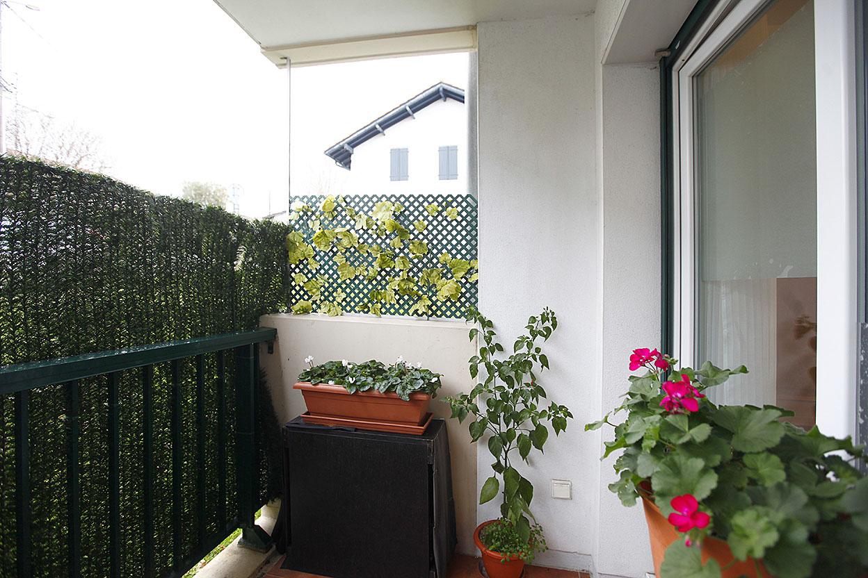 À Hendaye, appartement balcon à vendre avec IPARRALDE IMMOBILIER