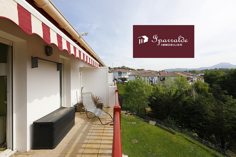 À Hendaye (64), appartement de 31.26m²+ Terrasse+Cave+Parking à acheter 189000 €