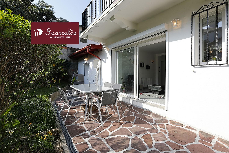 Hendaye : appartement avec terrasse 3 chambres en vente